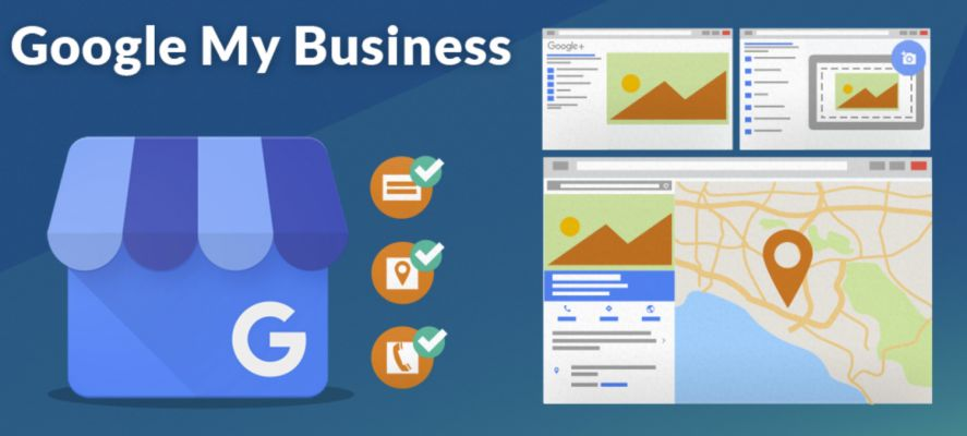 fiche google business